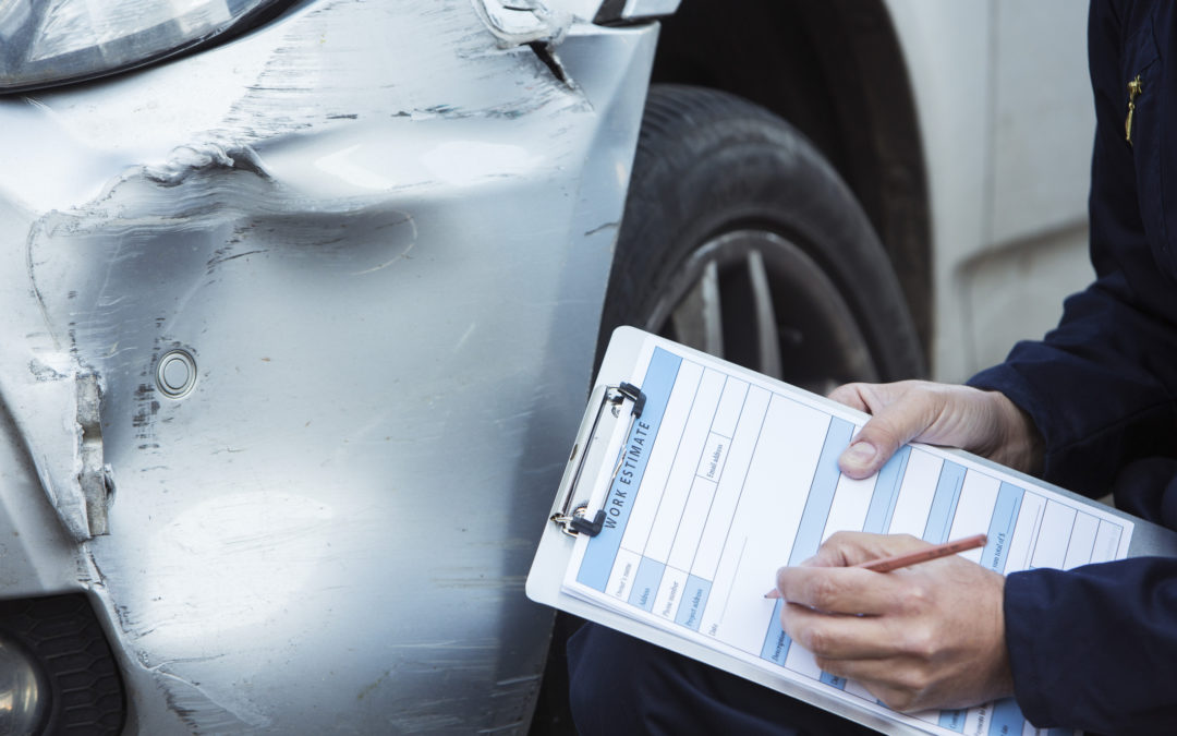 Guide to Collision Repair Estimates